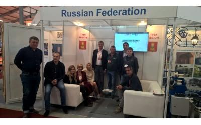 Сотрудники компании ИНТех приняли участие 30-ойМеждународнойстроительнойвыставке For Archв Праге.