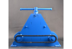 Трубогиб профильной трубы ТВ-2У Ручной усиленный