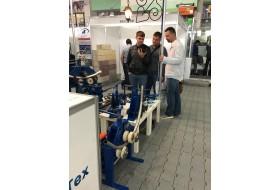 Посетители и участники выставки «Крым. Стройиндустрия. Энергосбережение. Осень - 2019» заинтересовались продукцией компании ИНТех.